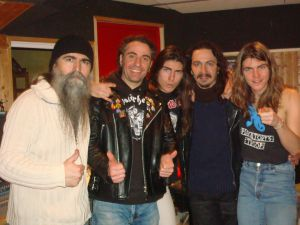 16 - Pepe Pérez Acedo Con Crazy Hat En Sound Of The Kings Studios