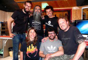 18 - HUMAREDA - Sound Of The Kings Studios