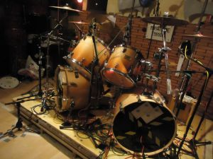 8 - Drums Set - SOUND Of The KINGS STUDIOS