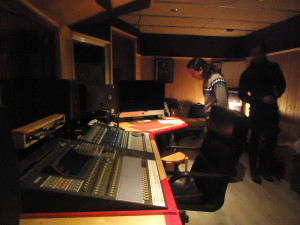 5 - Sound of the Kings - El Estudio
